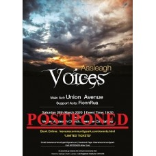 Aasleagh Voices - POSTPONED